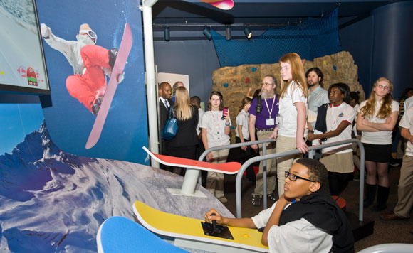 Smithsonian opening